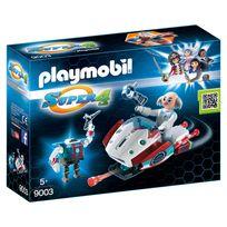 Playmobil® - 9003 - Sky Jet et Docteur X Super 4