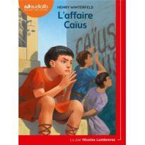 Audiolib - l'affaire Caïus