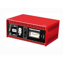 ABSAAR - Chargeur 8 AMP 6/12V A/M