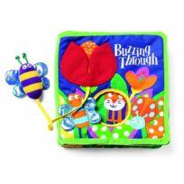 Manhattan Toy - 202970 - Livre Buzzing Through