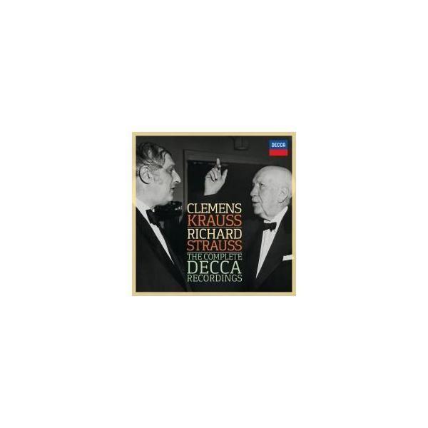 Decca - The complete recordings Coffret 5 Cd
