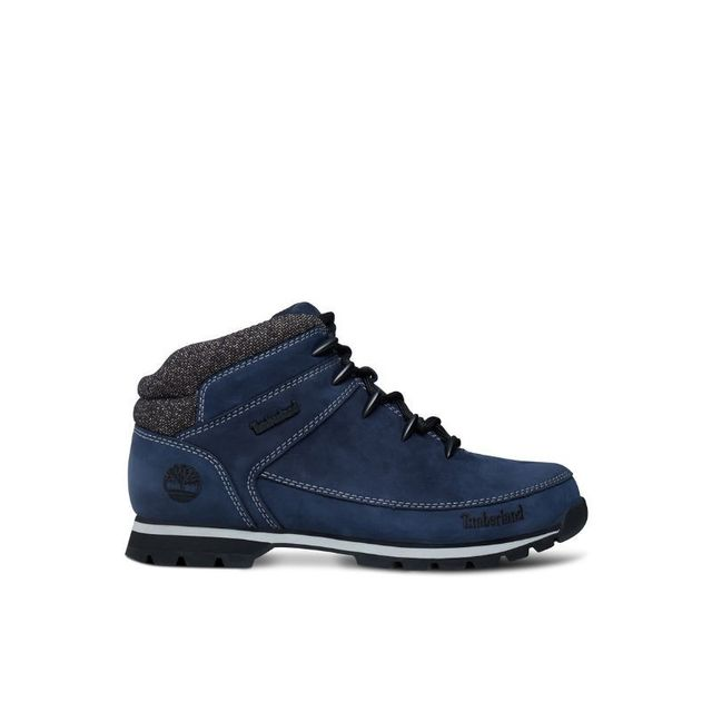 Timberland - euro sprint hiker mid boot homme Blue - 41