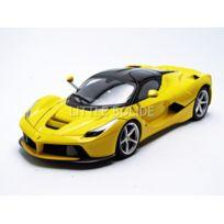 Hotwheels - Elite MATTEL Ferrari LaFerrari - 1/18 - Bct81