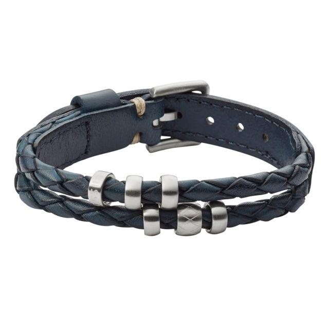 Bracelet Homme Achat Pas Fossil Jf02346040 Vente Cher kiuOlwPXZT