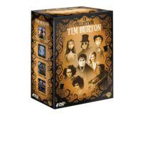 WARNER BROS - Coffret Tim Burton 4 films : Charlie et la chocolaterie + les noces funèbres + sweeney todd + dark shadows