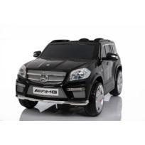 Mercedes Benz - Véhicule électrique noir Mercedes-benz Gl63 Amg
