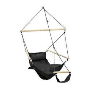 amazonas fauteuil suspendu swinger couleur noir pas cher achat vente hamac rueducommerce. Black Bedroom Furniture Sets. Home Design Ideas