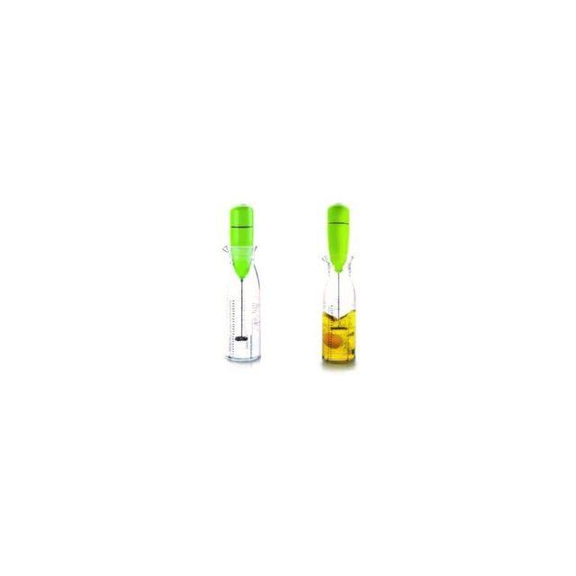 Ibili Batteur Sur Pile + Verre Doseur 0,25 L