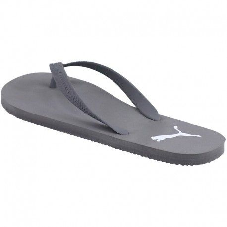 Puma - Tongs First Flip Gris Homme