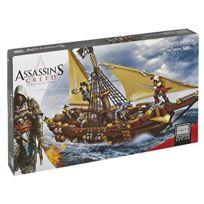 Assassins Creed - Mega Bloks Assassin'S Creed - Dbj05 - Jeu De Construction - La Prise De ContrÔLE