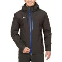 Axant - Mount Bryce - Veste doublée 3 en 1 homme - noir