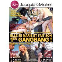Jacquie Et Michel - Elle se marie et fait son 1er gang bang