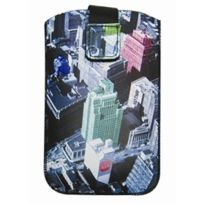 Kothai - Etui pouch License Xxl Towers green pour iPhone 5 / 5S One X Galaxy Siii