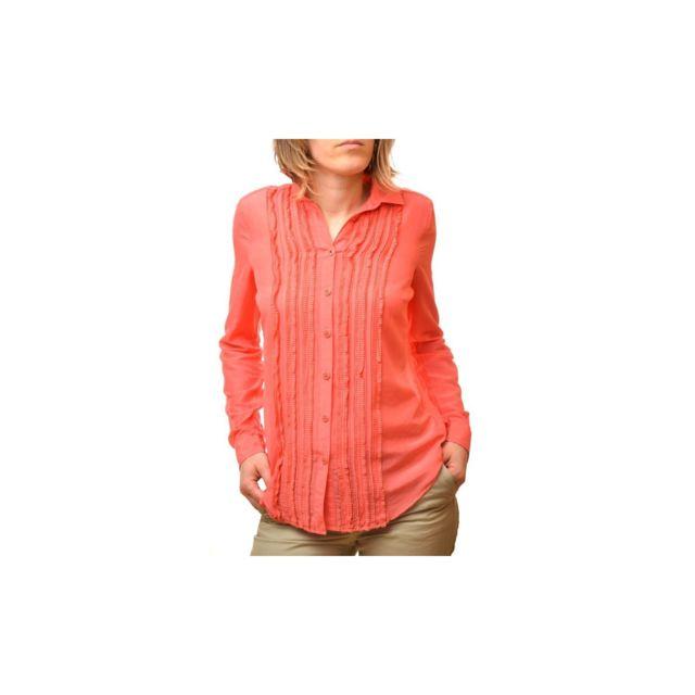 Gaastra Chemise rouge clair pontchateau pour femme
