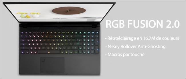 AERO - Clavier RGB