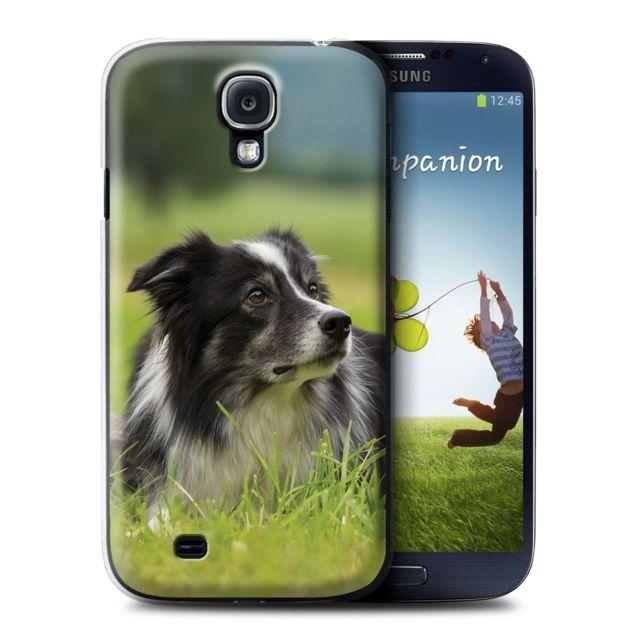 coque iphone 8 plus border collie