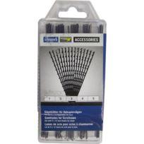 Scheppach - Jeu de 60 lames de scie à chantourner pour SD1600V 88000010