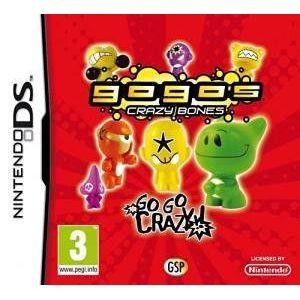 Gsp - GoGo's Crazy Bones - Nintendo Ds