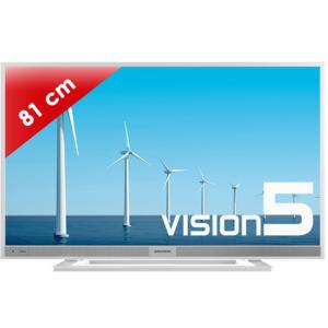 grundig televiseur led 32 pouces 32vle5500wg pas cher achat vente tv led de 32 39 39 39. Black Bedroom Furniture Sets. Home Design Ideas