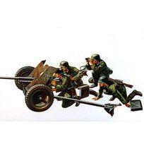 The Hobby Company - Tamiya 1:35 3.7CM Anti Tank Gun PAK 35/36