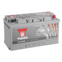 Yuasa - Batterie Ybx5019 Silver 12V 100Ah 900A