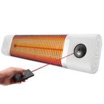 Veito - Chauffage infrarouge intérieur et extérieur Omega 2500W Blanc