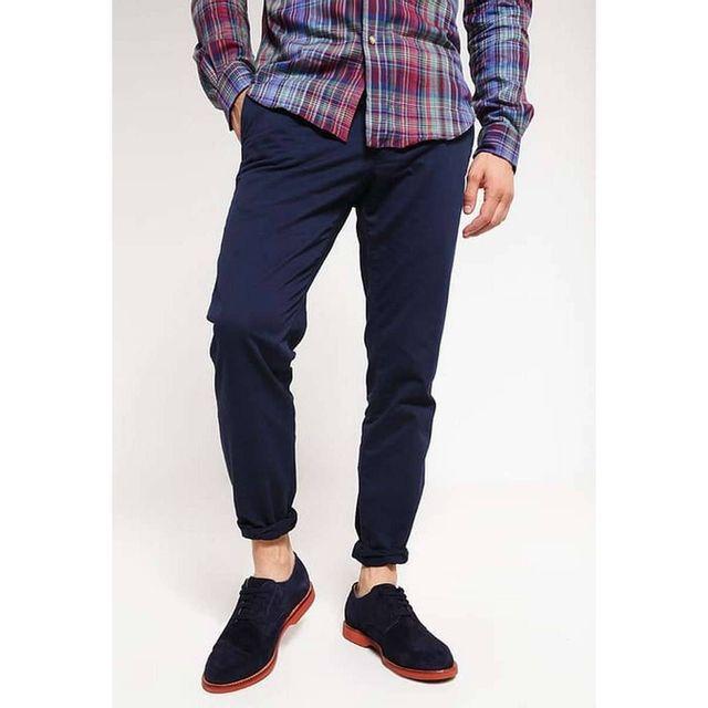 Ralph Lauren - Chino Slim Fit Stretch Noir Bleu Marine - 32 - pas cher  Achat   Vente Pantalon homme - RueDuCommerce bde4c266d7cc
