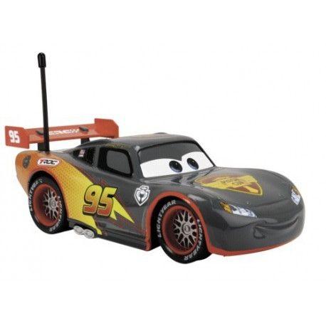 Dickie Rc carbone Turbo Racer Lightning McQueen Cars 1:24