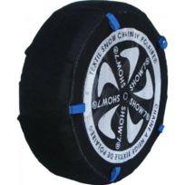 Polaire - Chaine à Neige Textile Chaussettes Noir Show7 S14 Vl ou 4x4