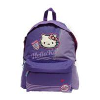 Scolaire - Sac à dos - Hello Kitty Violet - 6_19923 - Sacs - à