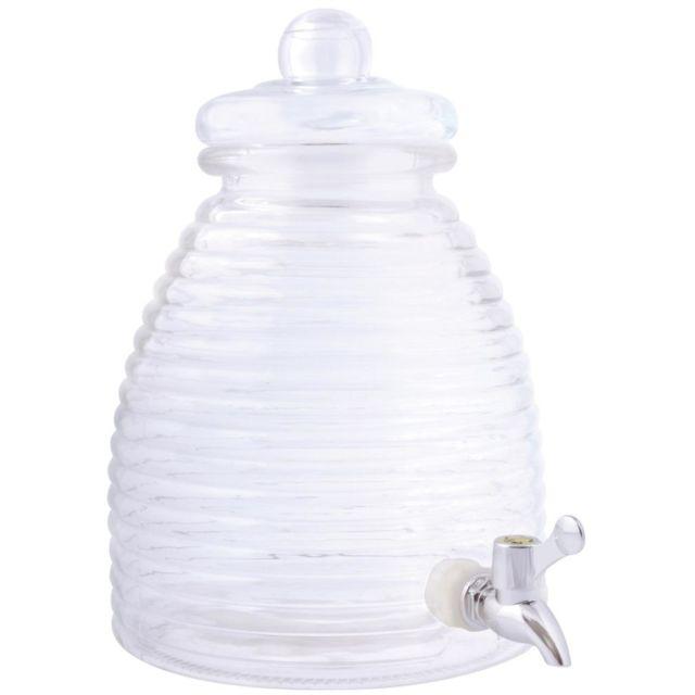 ESSCHERT DESIGN Distributeur ruche avec robinet