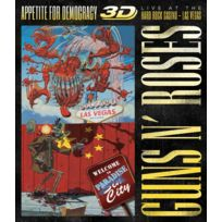 Polydor - Guns n' Roses - Appetite for democracy Blu-ray Edition Limitée