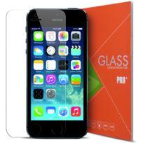 Caseink - Protection d écran Verre trempé Apple iPhone 5/5S/SE/5C - 9H Glass Pro+ Hd 0.33mm 2.5D