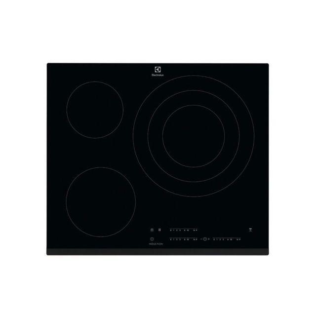 Plaque à Induction Electrolux LIT60346 60 cm Noir 3 zones de cuisson