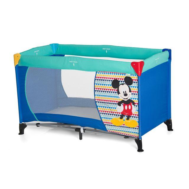 disney lit parapluie dream and play mickey geo blue pas cher achat vente lit parapluie. Black Bedroom Furniture Sets. Home Design Ideas