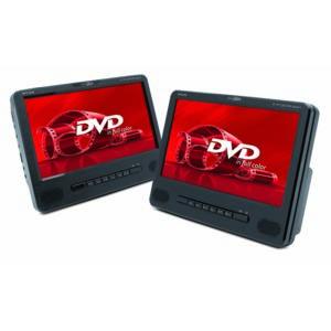 caliber ensemble deux lecteurs dvd mpd298 pas cher. Black Bedroom Furniture Sets. Home Design Ideas