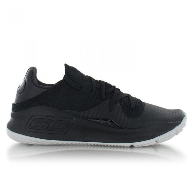 Chaussure De Pointure Pour 4 Basketball Basse Curry Noir Homme Tige Low 45 WE9eIH2DY