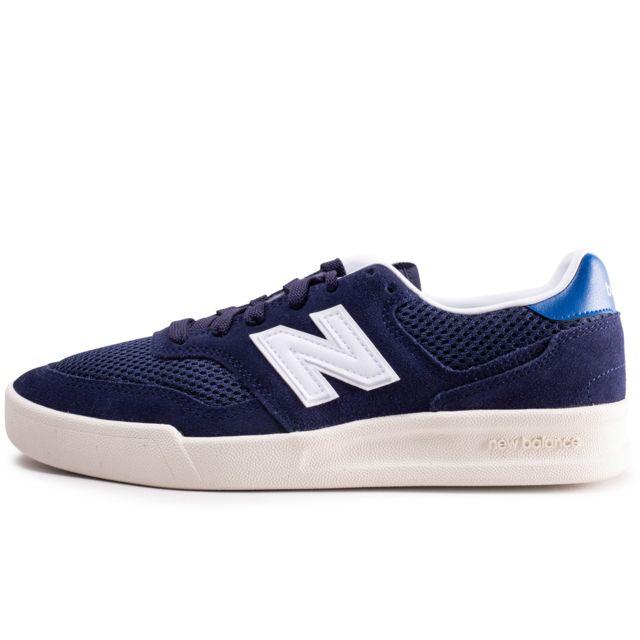basket new balance bleu marine