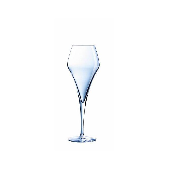 Chef Et Sommelier Lot de 6 verres à pied Arom'up floral