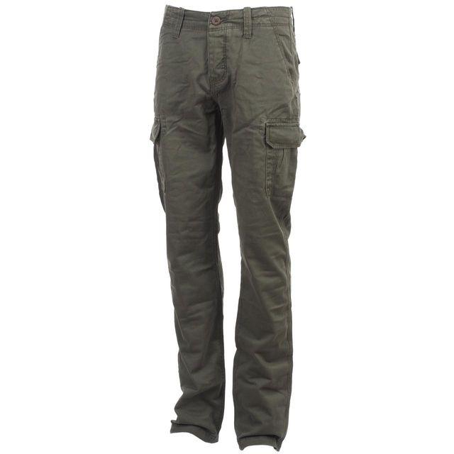 Slam Pant Khaki 29837 Vert Pantalon Cargo qSzpMUVG