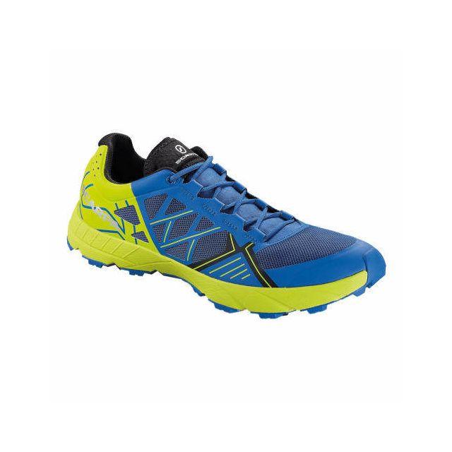 Scarpa Chaussures Spin bleu