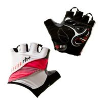 Zerorh - Zero Rh + Flux Glove Blancs Et Corails Gants vélo femme