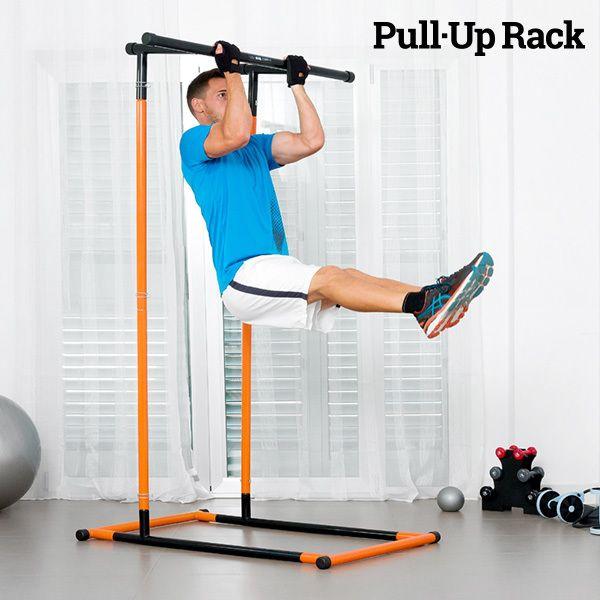apolyne station de traction et de fitness pull up rack. Black Bedroom Furniture Sets. Home Design Ideas