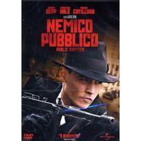 Universal Pictures Italia Srl - Nemico Pubblico - Public Enemies IMPORT Italien, IMPORT Dvd - Edition simple