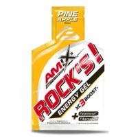 Amix - Gel énergétique Performance Rock's Gel Free 32 g ananas 20 unités