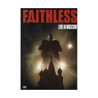 Warner Music - Faithless - Moscow: Greatest Hits Live Import anglais