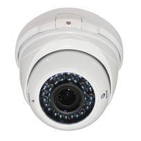 Securitegooddeal - Caméra Dôme Ahd 1080P 2,0MP Varifocale Ccd Sony Ir 30M