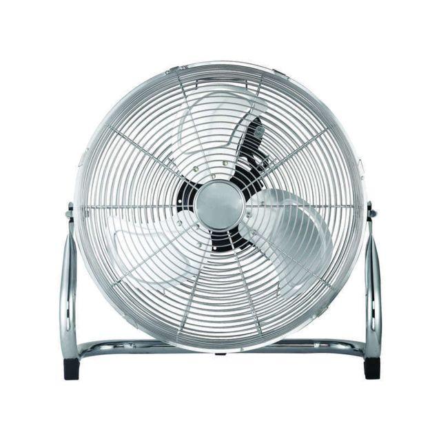 120 W 18 pouces Arebos Ventilateur de sol Ventilateur avec 3 vitesses