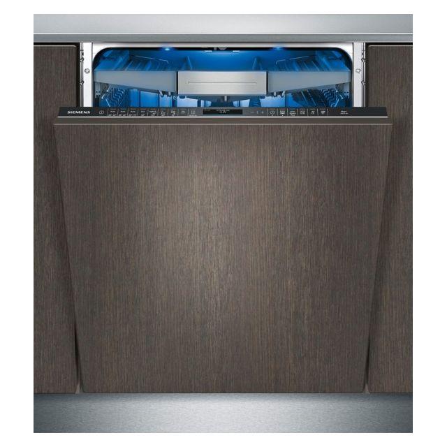 SIEMENS lave-vaisselle 60cm 14 couverts a+++ zéolite tout intégrable - sn678d02te