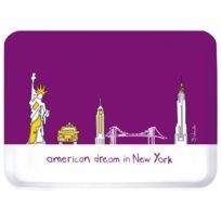 Incidence - Plateau Gm - Escale en ville - New York - Violet